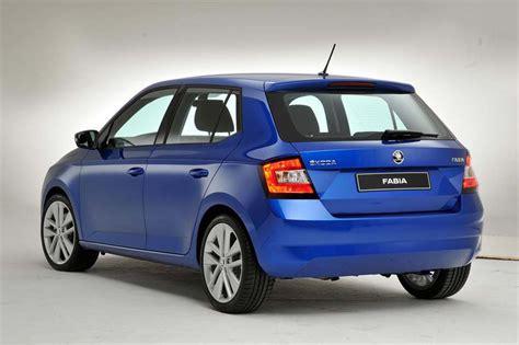 Skoda Fabia To Be Upgraded As Premium Hatchback?