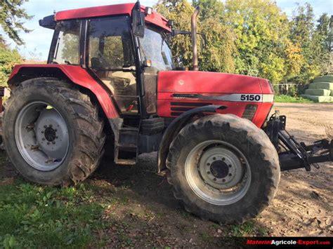 siege tracteur agricole vendu ih 5150 tracteur agricole d occasion