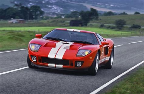 New Ford Supercar by New Ford Gt Supercar Cars Zone