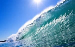 free ocean desktop wallpaper