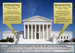 Visitor Services Accessibility - Supreme Court of the ...