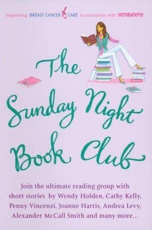 sunday night book club  wendy holden