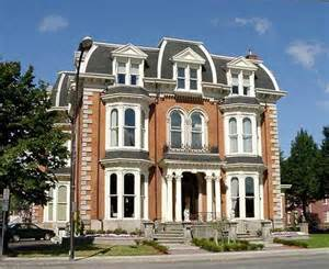 Second Empire Style Pictures by The Mansion On Delaware Avenue Buffalo New York