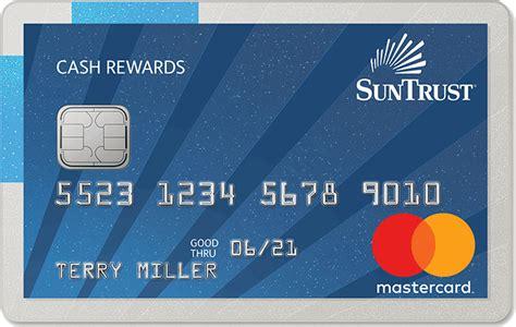 Build Credit With A Secured Credit Card| Suntrust Credit Cards