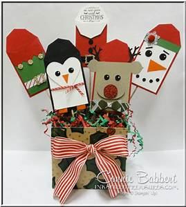 Holiday Gift Card Tree Inkspired Treasures