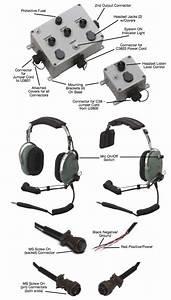 David Clark H3392 Deicing Headset