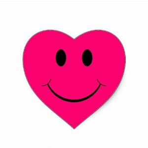 Smiley Face Heart - ClipArt Best