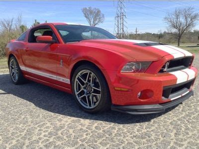 pre owned ford mustang for purchase used 2013 ford mustang shelby gt500 certified pre