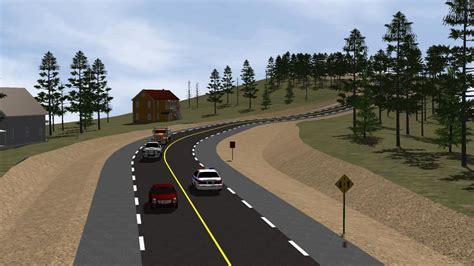 road design software calculate catchment area geomensura