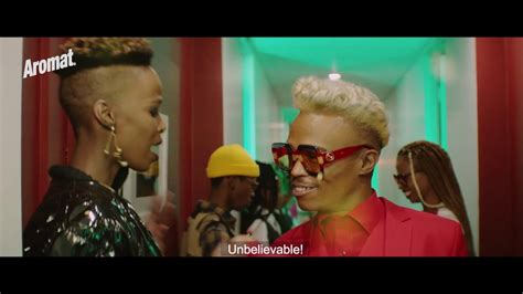 Mohale warns somizi about hisbestierelationship with vusi after discovering nova tested positive. Be Unbelievable with Aromat x Somizi - YouTube