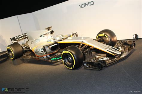 Pictures Force India Reveal Their 2017 Car At Silverstone
