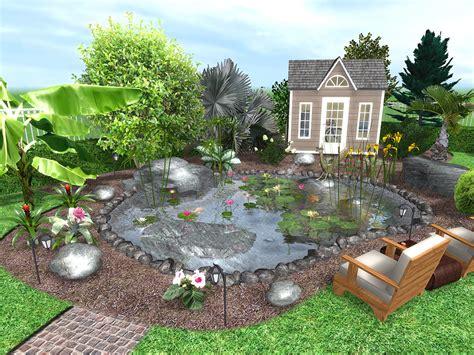 Ideas For Affordable Garden Design  Home Designer