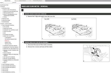 old car repair manuals 2004 lexus gx user handbook lexus lx570 repair manual pdf 01 2013 08 2015