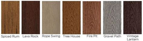 Trex Decking Board Lengths