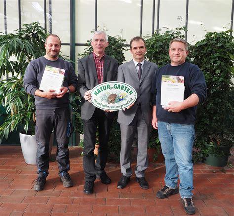 Wohnung Mit Garten Theresienfeld by Zwei Theresienfelder Sind Zertifizierte Gr 252 Nraumpfleger