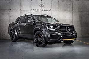 Pick Up Mercedes Amg : tuner builds wild mercedes benz x class pickup truck ~ Melissatoandfro.com Idées de Décoration