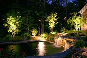 Electric landscape lighting exceptional