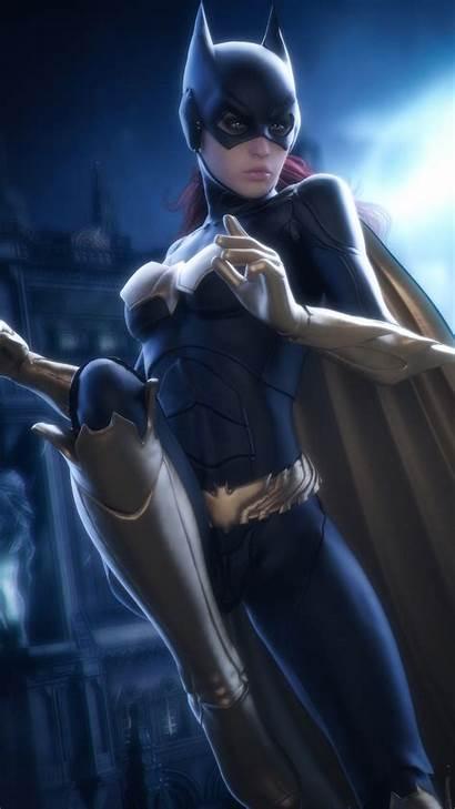 Batgirl Dc Portrait Comics Artwork Display Wallhaven