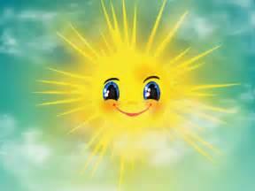 Soleil - Rayons - Sourire - Gif animé - Gratuit - Le blog de ...