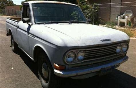 Datsun 520 For Sale by Ebay Listing 1967 Datsun 520 Ebay Motors