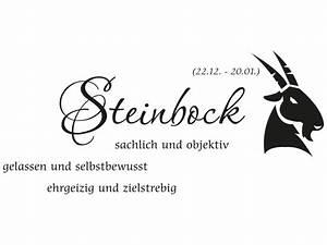 Sternzeichen Steinbock Widder : sternzeichen steinbock wandtattoo sternzeichen wandtattoo steinbock ~ Markanthonyermac.com Haus und Dekorationen