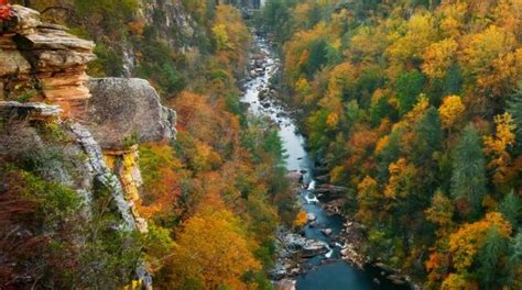 Tallulah Falls - Habersham County