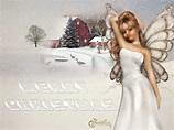 Merry Christmas - Angels Photo (9330800) - Fanpop