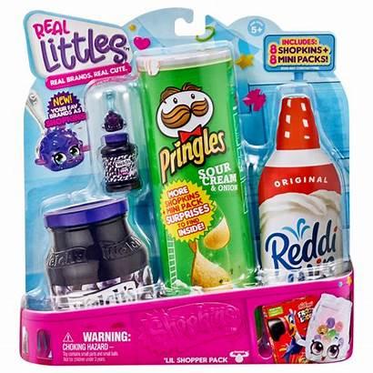 Shopkins Littles Toys Pack Walmart Season Christmas