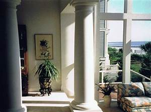 Creative ways on how to add columns to your home