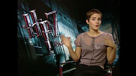 Emma Watson Interview Harry Potter Cultjer