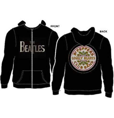 Hoodie The Beatles 2 buy official the beatles golden seal black zip up hoodie