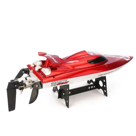 Performance International Rc Boats by Ft012 Upgraded Ft009 2 4g Brushless Rc Racing Boat