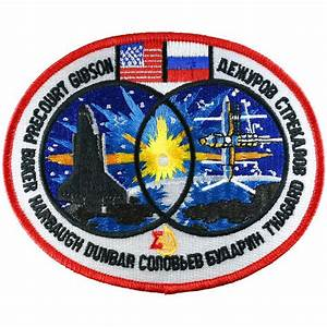 355 best images about NASA Patches on Pinterest   John ...