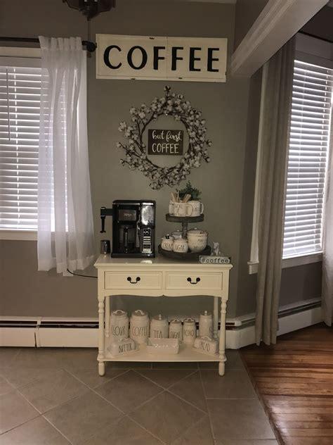 Cobleys Coffee House And Kitchen by Coffee Bar Cotton Wreath Farmhouse Decor Hugs In A Mug