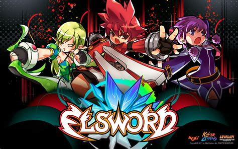 elsword  review     mmo games