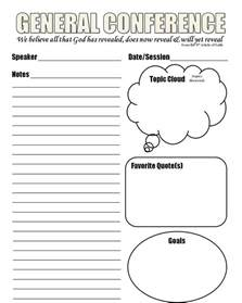 time activity sheets strong armor general conference april 2013 you 39 re invited