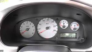 Nissan Primera P11 Engine Start  U0026 Dash Warning Lights