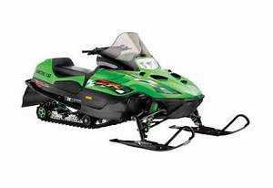 Arctic Cat Snowmobile Service Manual Repair 2001