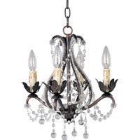 carriage light chandelier maxim 20052oi katherine 4 light 14 inch rubbed bronze 2005
