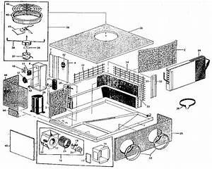 Rheem Model Sma Air Heat Pump Outside Unit