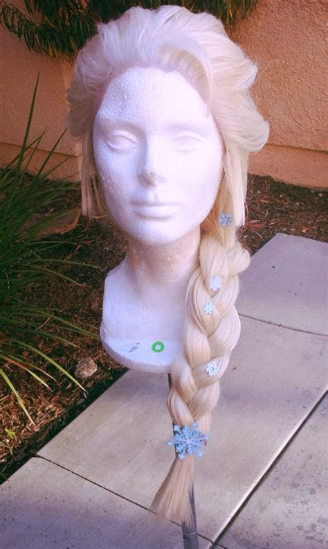 jellyfish soup elsa wig guide  accessories