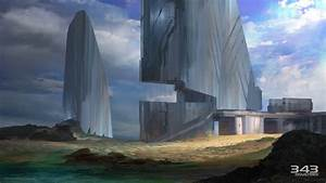 Relic Concept Art and Halo: The Master Chief Collection ...
