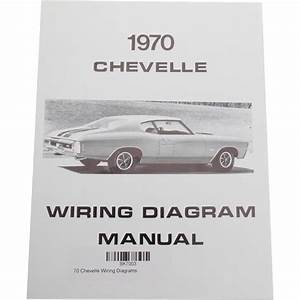 1970 Chevelle Wiring Diagram Books