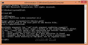 Convert MBR To GPT Disk Without Data Loss In Windows 10