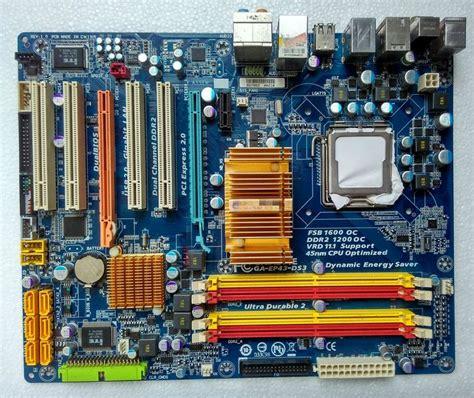 Gigabyte EP43-S3L Socket 775