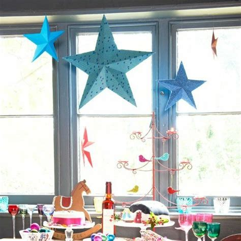 Fensterbilder Weihnachten Selber Machen by Bezaubernde Winter Fensterdeko Zum Selber Basteln