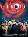Heroes Reborn DVD Release Date