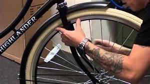 Fahrrad Lenker Hollandrad : hollandrad fahrrad retro montage aufbau video holl ndisch ~ Jslefanu.com Haus und Dekorationen