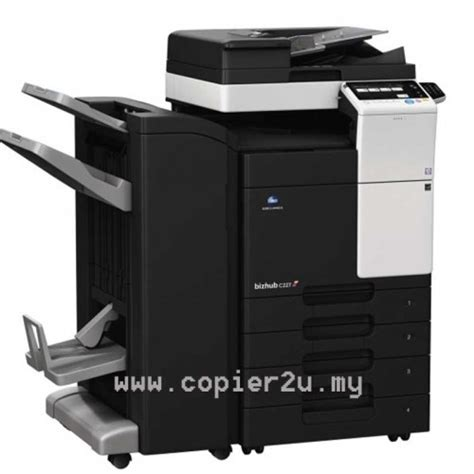 Homesupport & download printer drivers. Printer Driver For Bizhub C287 / Konica Minolta Bizhub C308 Multifunctional And Printers North ...