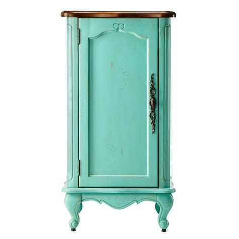 home depot bathroom floor cabinets home decorators collection provence 18 in w x 34 in h x